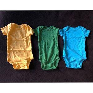 Carter's Baby Onesies